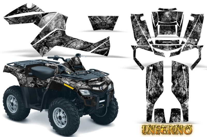 Can-Am-Outlander-800-CreatorX-Graphics-Kit-Inferno-Silver