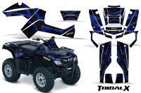Can-Am-Outlander-800-CreatorX-Graphics-Kit-TribalX-Blue-Black