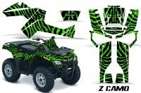 Can-Am-Outlander-800-CreatorX-Graphics-Kit-ZCamo-Green