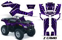 Can-Am-Outlander-800-CreatorX-Graphics-Kit-ZCamo-Purple