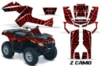 Can-Am-Outlander-800-CreatorX-Graphics-Kit-ZCamo-Red