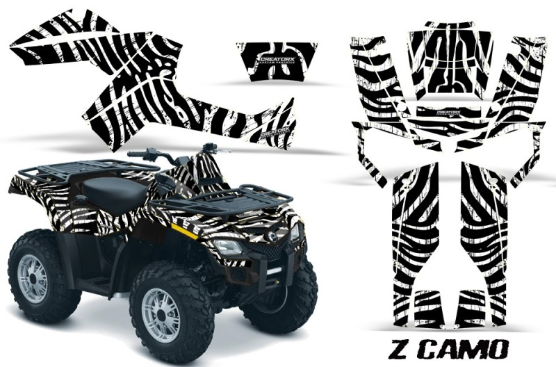 Can-Am-Outlander-800-CreatorX-Graphics-Kit-ZCamo-White