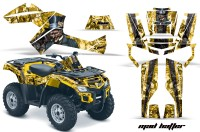 Can-Am-Outlander-AMR-Graphics-Kit-MH-YB