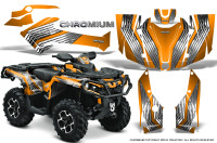 Can-Am-Outlander-G2-1000-2015-Graphics-Kit-Chromium-Orange