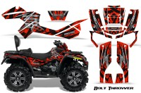 Can-Am-Outlander-MAX-CreatorX-Graphics-Kit-Bolt-Thrower-Red