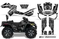 Can-Am-Outlander-MAX-CreatorX-Graphics-Kit-Bolt-Thrower-Silver