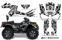 Can-Am-Outlander-MAX-CreatorX-Graphics-Kit-Bolt-Thrower-White
