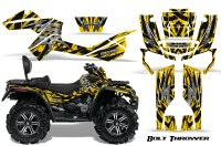 Can-Am-Outlander-MAX-CreatorX-Graphics-Kit-Bolt-Thrower-Yellow
