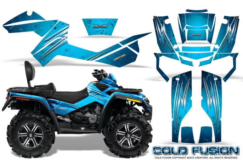 Can-Am-Outlander-MAX-CreatorX-Graphics-Kit-Cold-Fusion-BlueIce