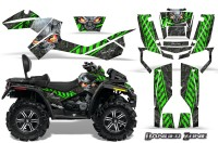Can-Am-Outlander-MAX-CreatorX-Graphics-Kit-Danger-Zone-Green-Black