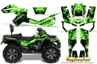 Can-Am-Outlander-MAX-CreatorX-Graphics-Kit-Replicator-Green