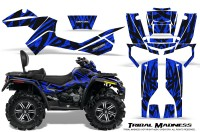 Can-Am-Outlander-MAX-CreatorX-Graphics-Kit-Tribal-Madness-Blue