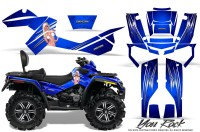 Can-Am-Outlander-MAX-CreatorX-Graphics-Kit-You Rock-Blue