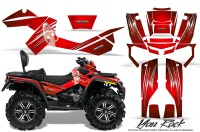 Can-Am-Outlander-MAX-CreatorX-Graphics-Kit-You Rock-Red