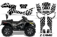 Can-Am-Outlander-MAX-CreatorX-Graphics-Kit-ZCamo-Black-White