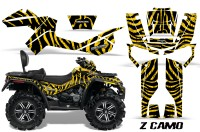 Can-Am-Outlander-MAX-CreatorX-Graphics-Kit-ZCamo-Black-Yellow