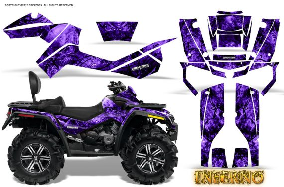 Can-Am-Outlander-MAX-Graphics-Kit-Inferno-Purple