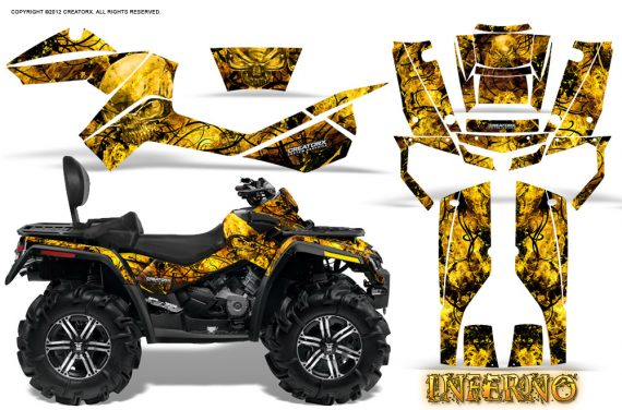 Can-Am-Outlander-MAX-Graphics-Kit-Inferno-Yellow-BB