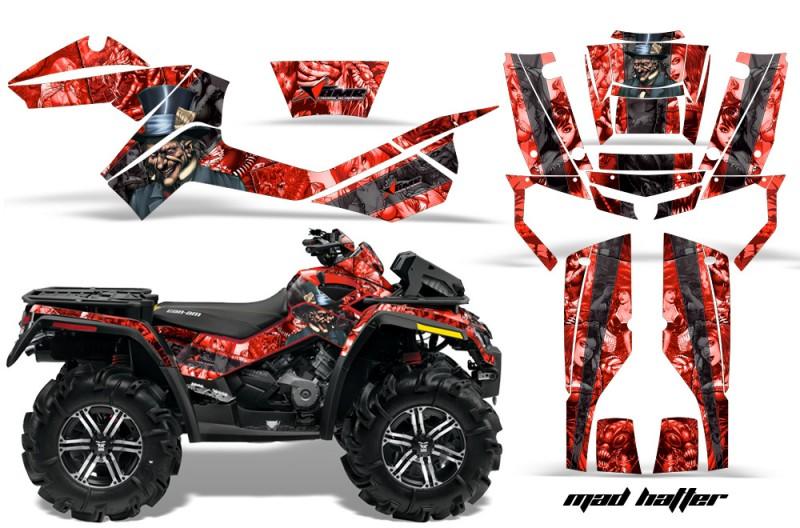 Can-Am-Outlander-XMR-AMR-Graphics-Kit-MH-RB
