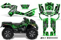 Can-Am-Outlander-XMR-CreatorX-Graphics-Kit-Bolt-Thrower-Green