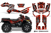 Can-Am-Outlander-XMR-CreatorX-Graphics-Kit-Bolt-Thrower-Red-BB