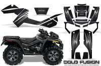 Can-Am-Outlander-XMR-CreatorX-Graphics-Kit-Cold-Fusion-Black