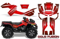 Can-Am-Outlander-XMR-CreatorX-Graphics-Kit-Cold-Fusion-Red