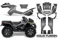 Can-Am-Outlander-XMR-CreatorX-Graphics-Kit-Cold-Fusion-Silver