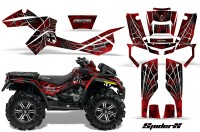 Can-Am-Outlander-XMR-CreatorX-Graphics-Kit-SpiderX-Red-BB