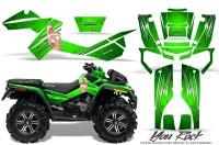 Can-Am-Outlander-XMR-CreatorX-Graphics-Kit-You Rock-Green