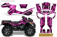 Can-Am-Outlander-XMR-Graphics-Kit-Inferno-Pink
