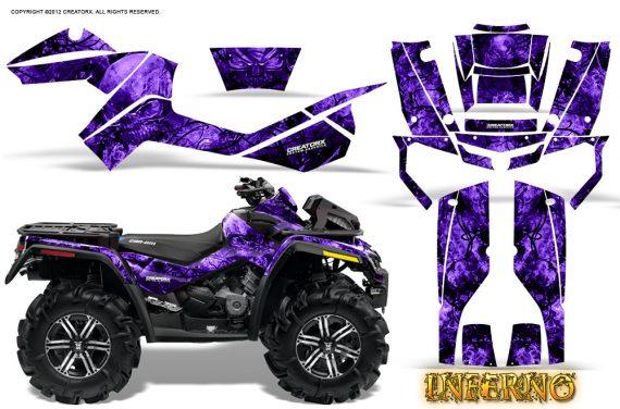 Can-Am-Outlander-XMR-Graphics-Kit-Inferno-Purple