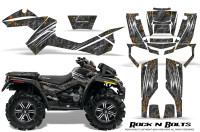 Can-Am-Outlander-XMR-Graphics-Kit-Rock-n-Bolts-Black