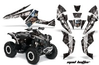 Can-Am-Renegade-800-AMR-Graphics-Kit-MH-BW