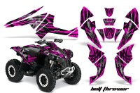 Can-Am-Renegade-800-CreatorX-Graphics-Kit-Bolt-Thrower-Pink-BB