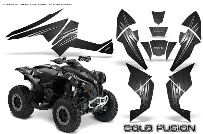 Can-Am-Renegade-800-CreatorX-Graphics-Kit-Cold-Fusion-Black