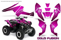 Can-Am-Renegade-800-CreatorX-Graphics-Kit-Cold-Fusion-Pink