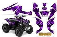 Can-Am-Renegade-800-CreatorX-Graphics-Kit-Inferno-Purple