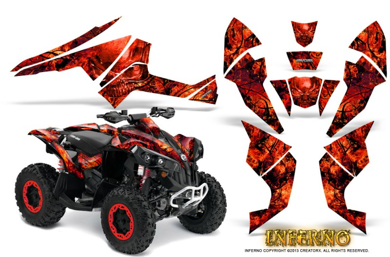 Can-Am-Renegade-800-CreatorX-Graphics-Kit-Inferno-Red-BB