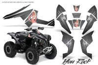 Can-Am-Renegade-800-CreatorX-Graphics-Kit-You-Rock-Silver
