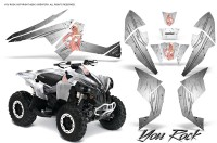 Can-Am-Renegade-800-CreatorX-Graphics-Kit-You-Rock-White