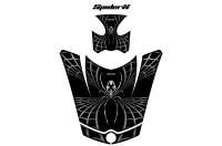 Can-Am-Spyder-Hood-CreatorX-Graphics-Kit-SpiderX-Black