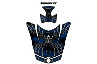 Can-Am-Spyder-Hood-CreatorX-Graphics-Kit-SpiderX-Blue