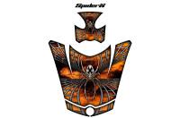 Can-Am-Spyder-Hood-CreatorX-Graphics-Kit-SpiderX-Orange