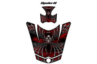 Can-Am-Spyder-Hood-CreatorX-Graphics-Kit-SpiderX-Red
