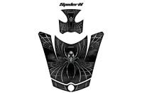 Can-Am-Spyder-Hood-CreatorX-Graphics-Kit-SpiderX-Silver