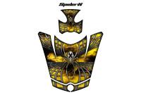 Can-Am-Spyder-Hood-CreatorX-Graphics-Kit-SpiderX-Yellow
