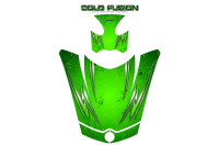 Can-Am-Spyder-RS-GS-Hood-Graphics-Kit-Cold-Fusion-Green