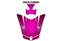 Can-Am-Spyder-RS-GS-Hood-Graphics-Kit-Cold-Fusion-Pink