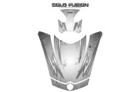 Can-Am-Spyder-RS-GS-Hood-Graphics-Kit-Cold-Fusion-White